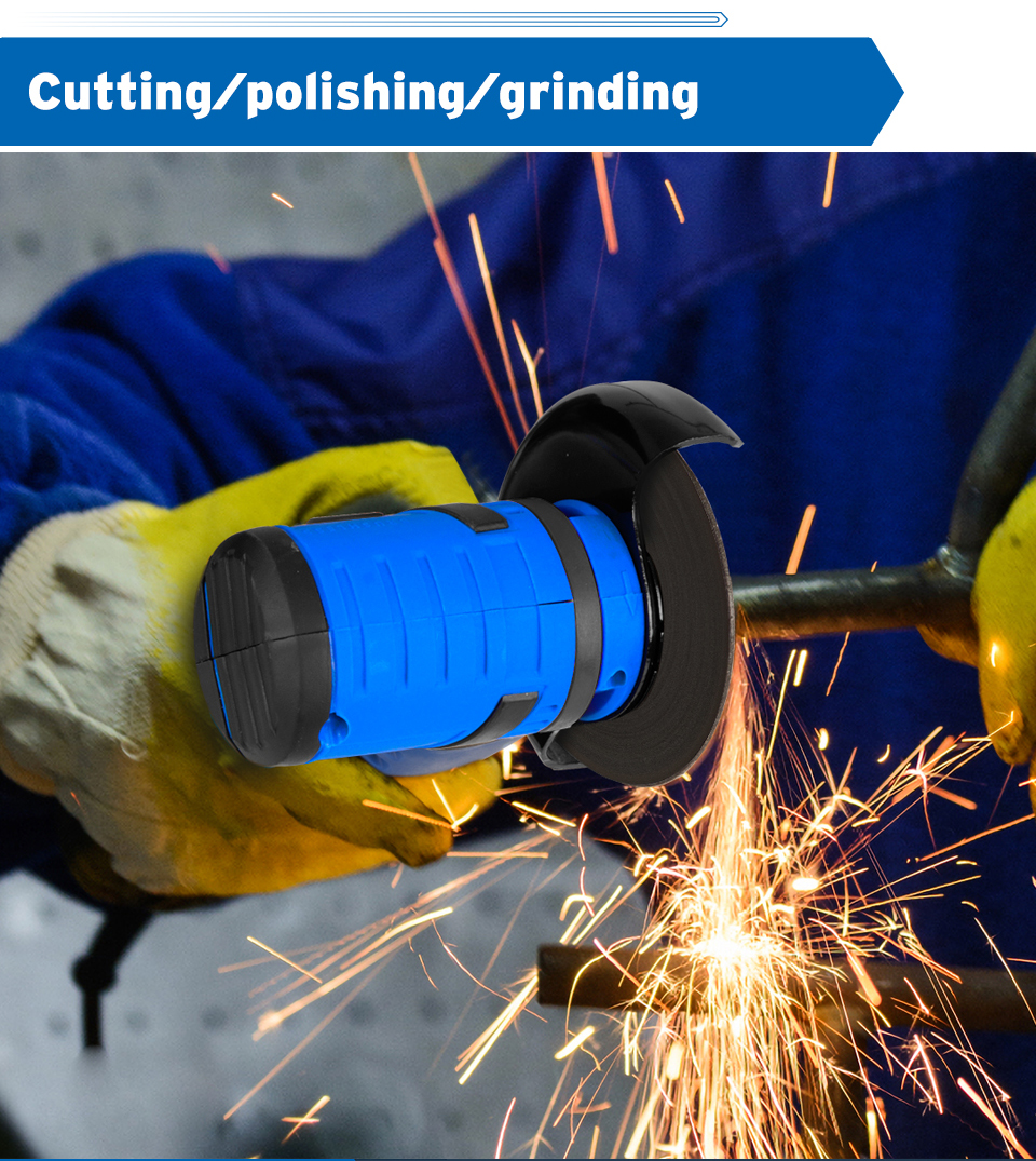 PROSTORMER Cutting and grinding