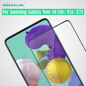 Закаленное стекло Nillkin CP + PRO для Samsung Galaxy A51 A71, защитная пленка для экрана с полным покрытием 2.5D для Samsung Galaxy A51, A71, Note 10 Lite