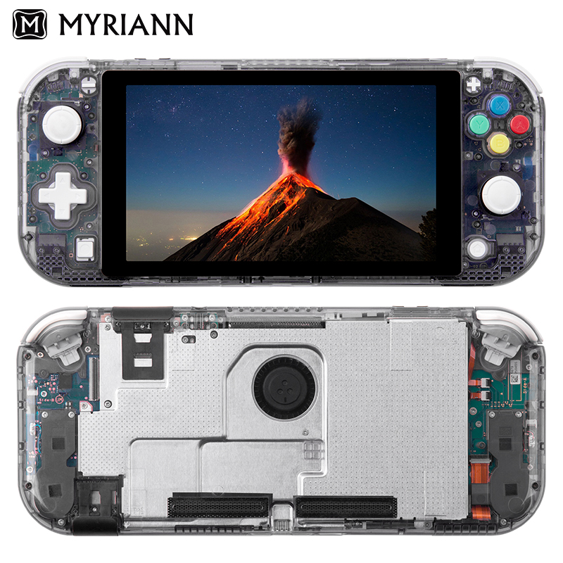 NEW Case for Nintend Switch Lite Transparent Protective Case Shells for Nintendo Switch Lite fashion skin