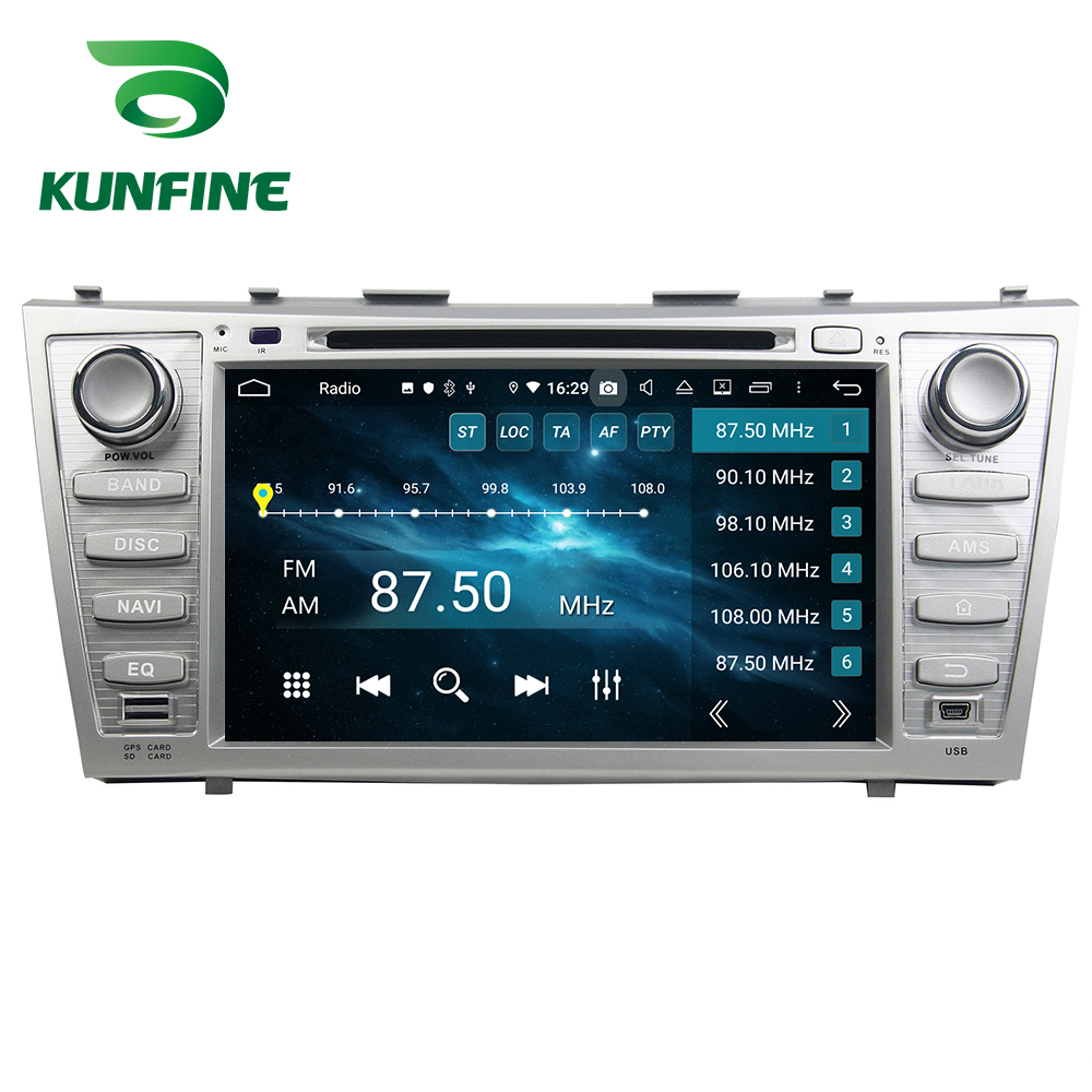 Cheap Android 9.0 Octa Core 4GB RAM 64GB Rom Car DVD GPS Multimedia Player Car Stereo for Toyota CAMRY 2006-2011 Radio Headunit 1