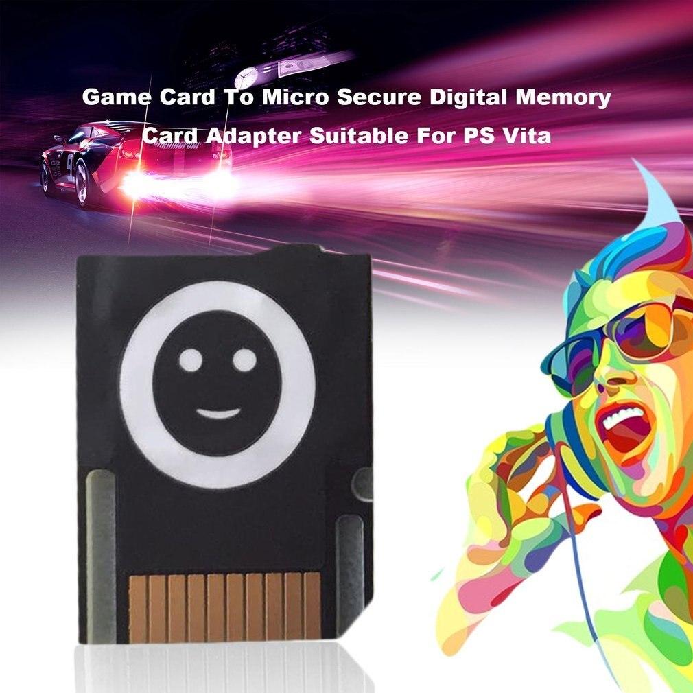 Card-Adapter Psvita-Game-Card Sd2vita Micro-Sd 2000 1000 for To