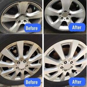 Image 2 - 50ML Anti Corrosive Rust Inhibitor Metal Wheel Polish Rust Remover Derusting Spray Car Maintenance Cleaning Auto Accessries