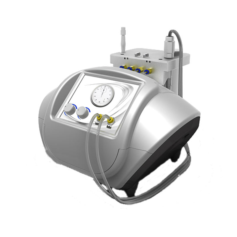 Portable Diamond Crystal Microdermabrasion Machine With Crystals Powder For Skin Peel Facial Derma Peeling Dermabrasion Machine