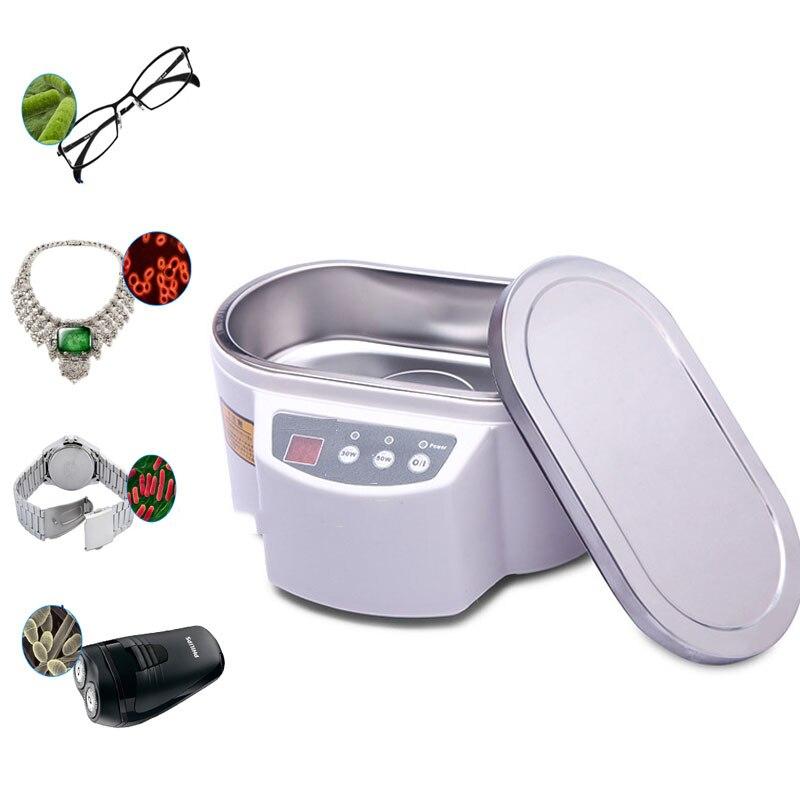 Efficient Dental Ultrasonic Cleaner 2