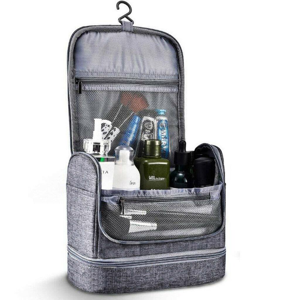 maquiagem portátil organizador bolsas de viagem lavagem