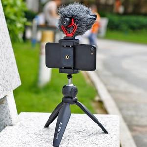 Image 5 - Мини штатив Настольный Штатив для телефона компактный дорожный штатив для камеры iphone 5 6 7 8 Plus X XR XS Max 11 Pro Huawei SAMSUNG