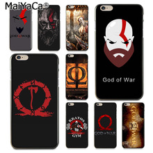 FHNBLJ God of War II lovely soft Phone Accessories Case for
