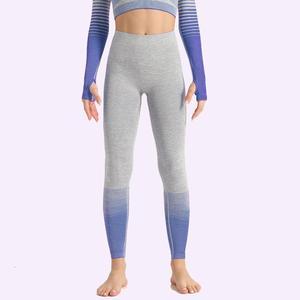 Image 3 - LAISIYI Delle Donne Delle Ghette di Stampa Digitale Workout Leggings A Vita Alta Push Up Leggins Mujer Fitness Ghette Delle Donne Pantaloni