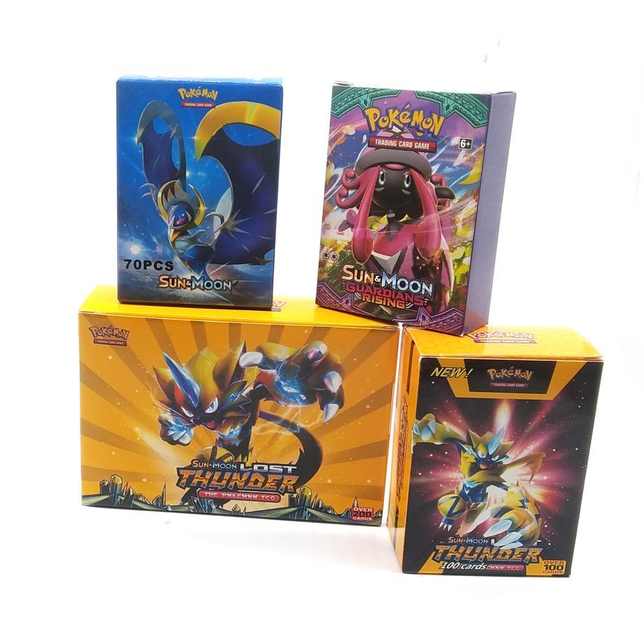 Pokemon Cards GX Sun & Moon Forbidden Light Booster Sealed Box   Collectible Trading Card Set