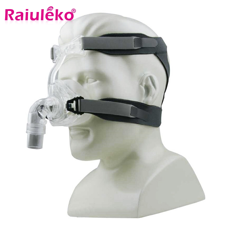 Mask Head Belt Headgear Strap Supplies For CPAP Nasal Full Face Mask Machine  Respirator For Sleeping Apnea Anti Snoring