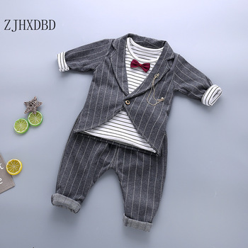 Baby Boys Suits for Weddings 3pcs Kids Blazer School Suit for Boy Costume Toddler Boys Set Girl Form