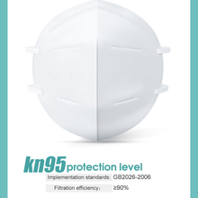 KN95 Disposable Face Mouth Masks kn95 Dustproof Anti PM2.5 Anti Influenza Breathing Safety Face Masks Soft Breathab n95