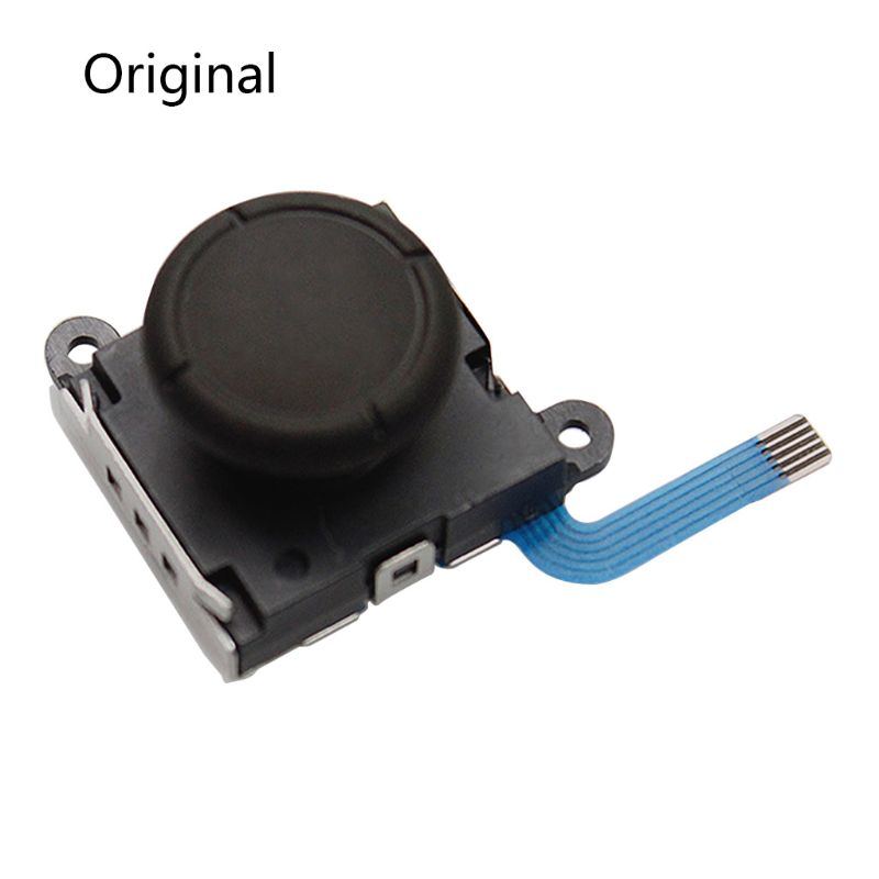 1Pc 3D Analog Sensor Stick Joystick Replacement for Nintend Switch Joycon Controller Handle Gaming Accessories