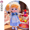 EIEIO BjD 16CM Doll 13 Movable Joints Casual Fashion Princess Clothes Suit Accessories Decoration Multicolor Hair Girl Gift Toy