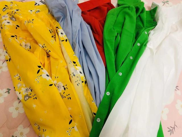 Women Tops Blouses Elegant Long Sleeve Solid V-Neck Chiffon Blouse Female Work Wear Shirts Plus Size Blouse blusa feminina 5