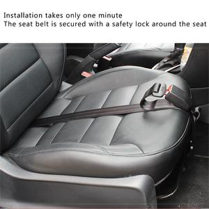 Image 4 - Universal 1.6M Bump Belt Car Seat Belts For Pregnant Women Anti belt Belt