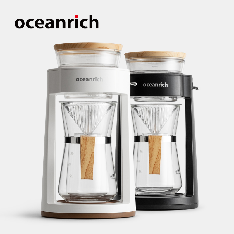Oceanrich Automatic Drip Coffee Pour Over Coffee Brewer Hand Portable Coffee Machine Coffee Pot Filter Coffee 2 Cups Brew Coffee Coffee Pots Aliexpress