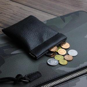 Pu Leather Coin Purse Women Men Small Mini Short Wallet Bag Money Change Key Earbuds Headphone Credit Card Holder for Kids Girl