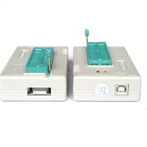 Image 3 - TL866II Plus Minipro Programmer 28 adapter socket SOP8 clip TL866 nand flash 24 93 25 mcu Bios EPROM AVR IC chip programmer