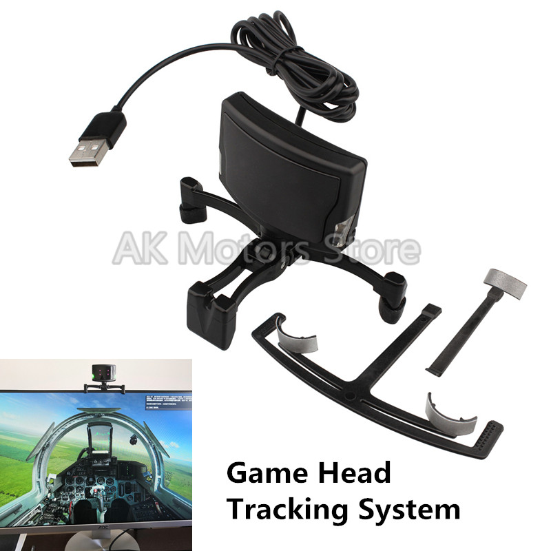 TrackIR5/TrackNP5 Head Tracking System For Flight And Racing Game For ArmA DCS DiRT F1 Euro Truck Flight Simulator GTR & GTR 2