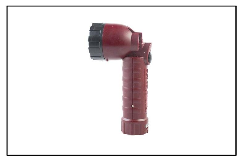 led xenon lâmpada de longo alcance lanterna dobrável