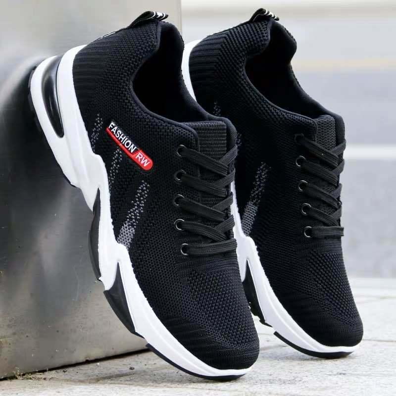 men's low-top running shoes 3