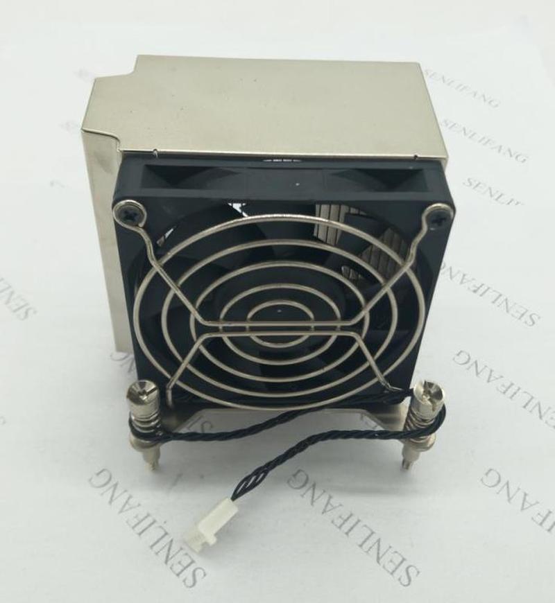 Working 463990-001 For Z600 Z800 Workstation Processor Heatsink & Fan Assembly