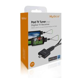 MyGica TV тюнер ATSC Цифровое ТВ TV с Android Mobile или Pad USB Type-C PT682C