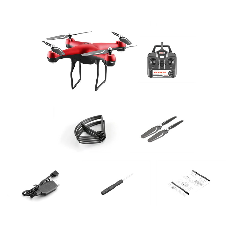 S32T Drone ESC VR3D Mode 360 Degree Flip & Roll ESC Lens Long Battery Life Drone Altitude Hold Shockproof RC Aircraft