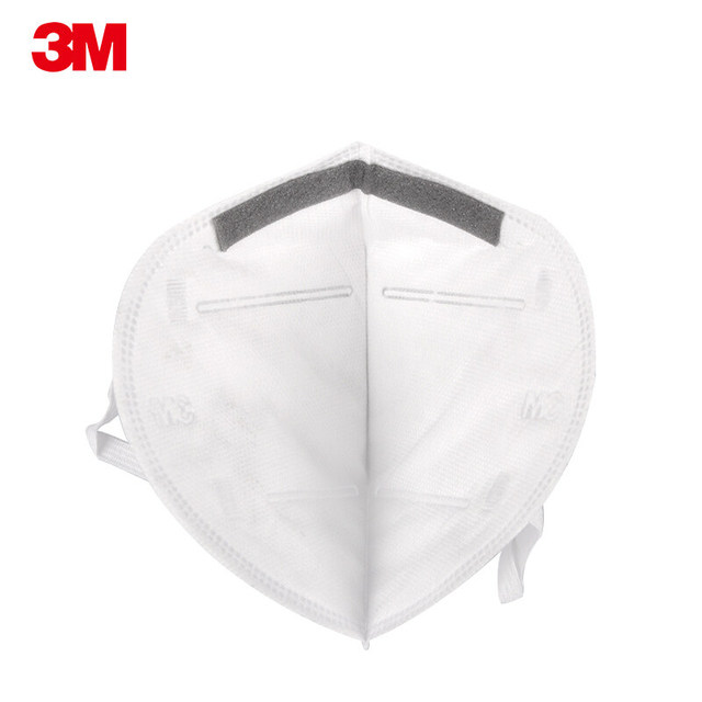 N95 Mask 3M 9551 9552 KN95 Reusable Face Masks Respirator PM2.5 Filter Headband Safety Breathe Mouth Mask Original 3M In Stock 3