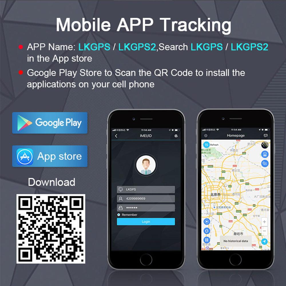 4G LTE GPS Tracker LK900A Global Use (9)
