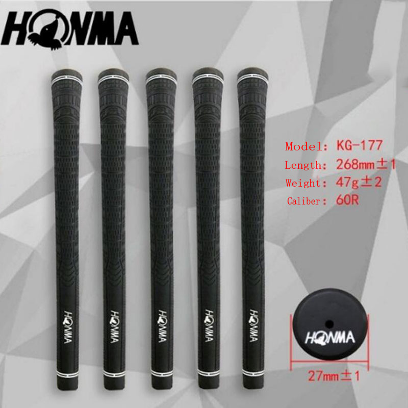 Golf Grips High Quality Rubber Grips Factory Honma Iron Grip 10pcs/lot Freeshipping
