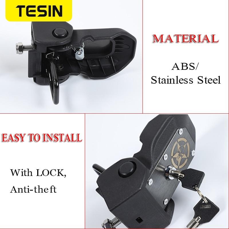 Купить замки tesin капот для wrangler jk двигателя автомобиля защелка