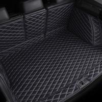 Custom Car trunk mats for Mercedes w177 w246 ML GLA CLA R A B GLE GL GLS GLC class all models car accessories