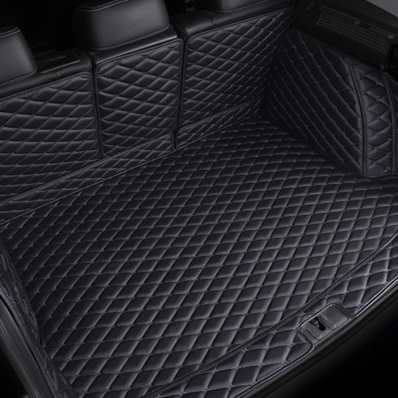 custom car trunk mat for Tesla Model S Model X Model 3 all models car mats