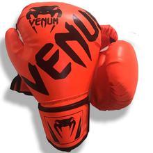 Яд боксерские перчатки Муай Тай Санда Тхэквондо мужские и женские Фитнес Тренировочные только боксерские перчатки