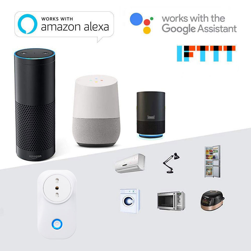 H62e8062b2c1940faa3cb0a1f7e6bf8c2x - Chile Smart Plug Italy Wifi Socket Plug IT CL 16A Power Monitor Voice Control Works With Alexa Google Home Tuya Smart Life