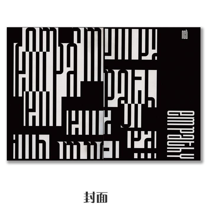Kpop NCT 2018 EMPATHY Photo Album 15*11cm Brochure Pamphlet Booklet Fans Gift Collection NCT U Dream Kpop Supplies