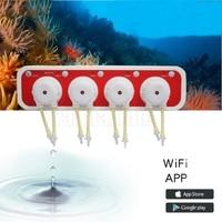 Jebao Doser 3.4 WiFi 4-Channel Auto Dosing Pump for Saltwater Reef Aquarium