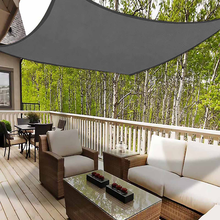 Sunshade Awning SUN-SHELTER Outdoor Canopy Garden-Patio-Pool Camping 4x3m 5x5x5m Protection