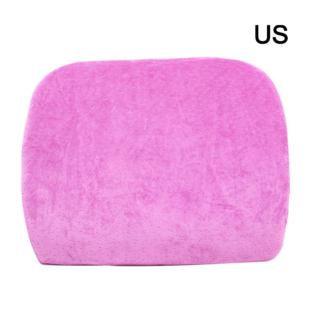 2019 Original USB Rechargeable Electric Massager Belt Pillow Car Home Indoor Warmer Cushion Mat Cover Pad Soft and Comfortable in Cushion Cover from Home Garden