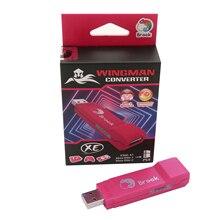 ברוק USB מתאם Wingman XE ממיר עבור Xbox 360/עבור Xbox אחד/עבור Xbox עלית 1 & 2 בקר PS4 קונסולת (M0008289)