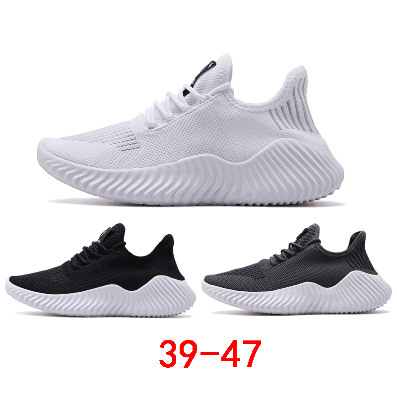 Breathable Running Shoes 47 Light Men's Sports Shoes 46 Large Size Comfortable Sneakers 45 Fashion Walking Jogging Shoes 2