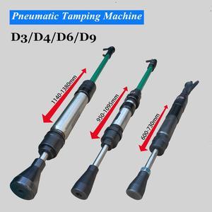 D3 D4 D6 D9 Machine de bourrage pneumatique terre sable Rammer bourreur Air marteau ponceuse marteau outil pneumatique