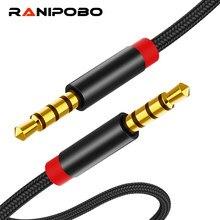 3,5mm Jack Splitter Kopfhörer Kabel Mit Mikrofon Audio Lautsprecher Linie Kabel Für Huawei Kopfhörer Lautsprecher Draht Linie CordSpeaker