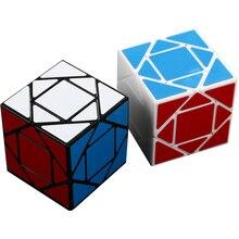 Educational-Toys Trainning Puzzle Magic-Cube Skewb Cubo Moyu Professional Pandora
