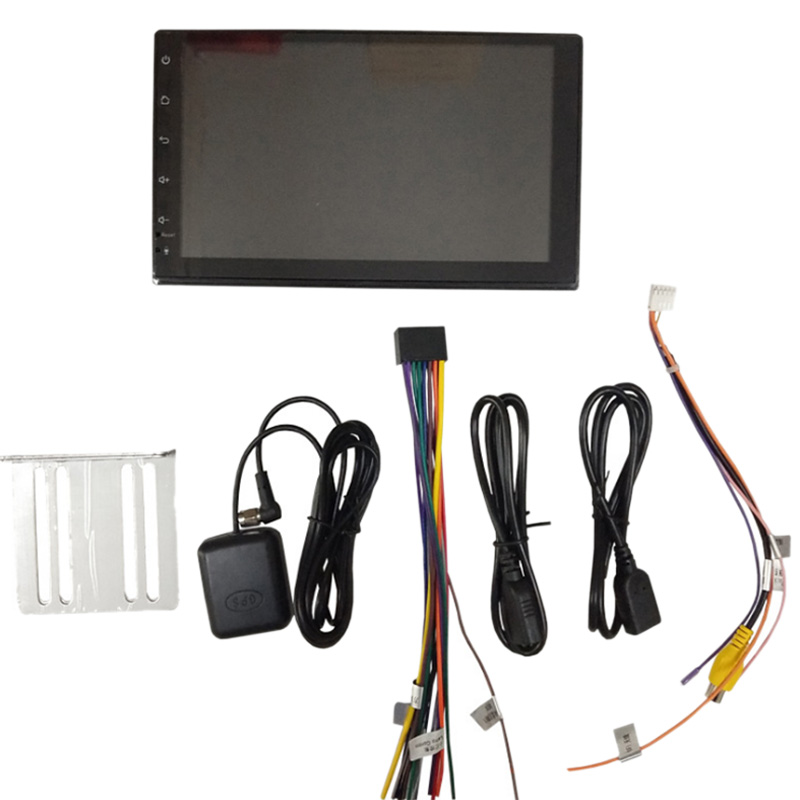 10,1 Zoll <font><b>2Din</b></font> für <font><b>Android</b></font> <font><b>8.1</b></font> Quad Core Auto Stereo Radio Gps Wifi Mp5 Player 16G image