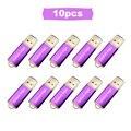 10 teile/los USB 2,0-Stick 64GB 32GB Pen Drive Mini Memory Stick 4GB 8GB 16GB U Disk Thumb-Flash-Disk Kostenloser Logo Geschenk