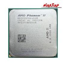 معالج وحدة معالجة مركزية رباعي النواة AMD Phenom II X4 955 955 3.2 جيجاهرتز 125 واط مقبس وحدة معالجة مركزية ثنائي النواة AM3