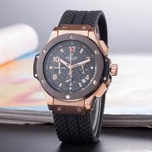NEW HUBLOT Luxury Brand quartz Mens Watches Quartz